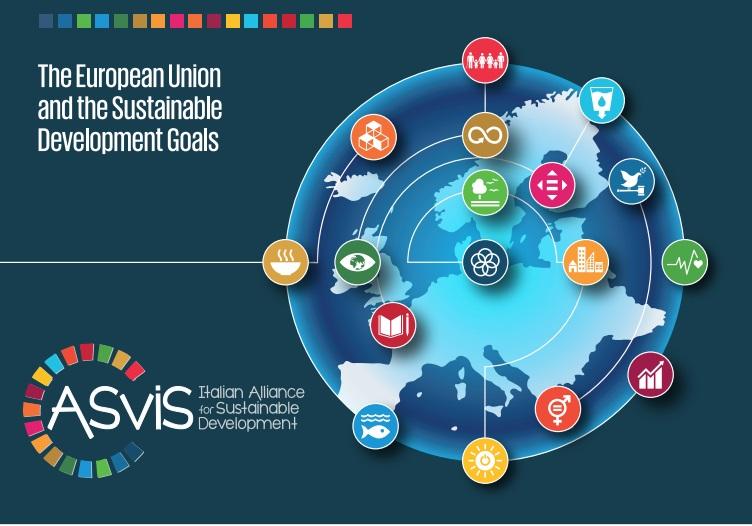 Obiettivi Dello Sviluppo Sostenibile E Ue Rapporto Asvis Male Su Ambiente E Cooperazione Greenreport Economia Ecologica E Sviluppo Sostenibile