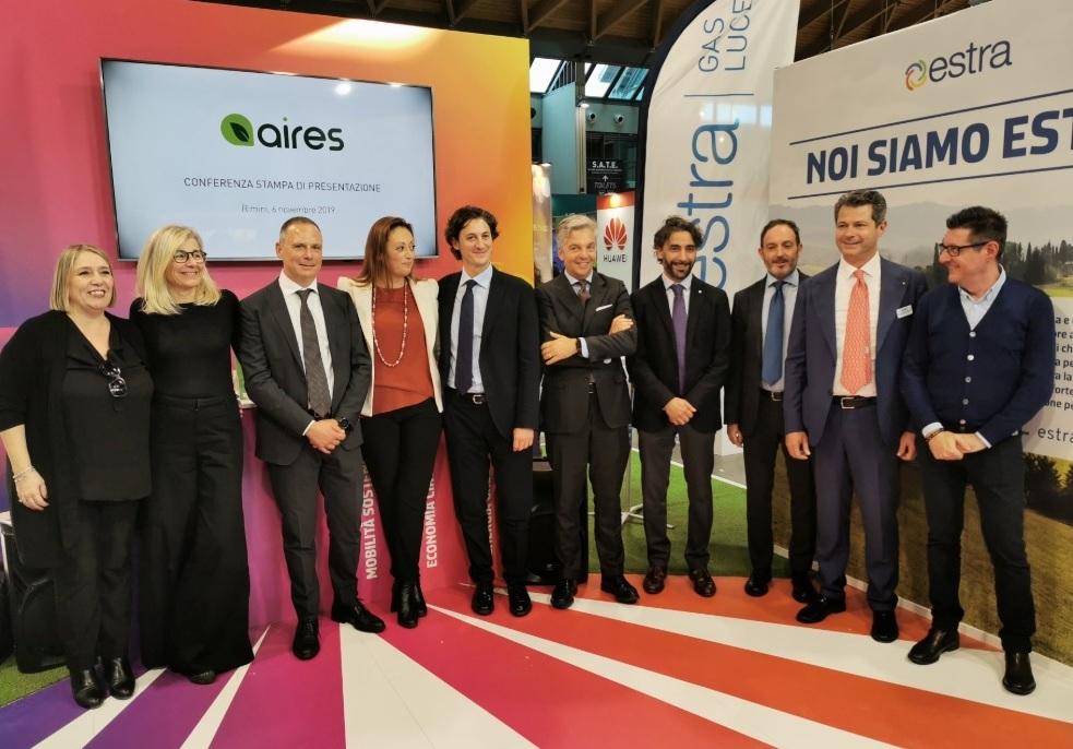 Aires, il primo Centro di ricerca e sviluppo industriale italiano per l'economia circolare si presenta a Firenze