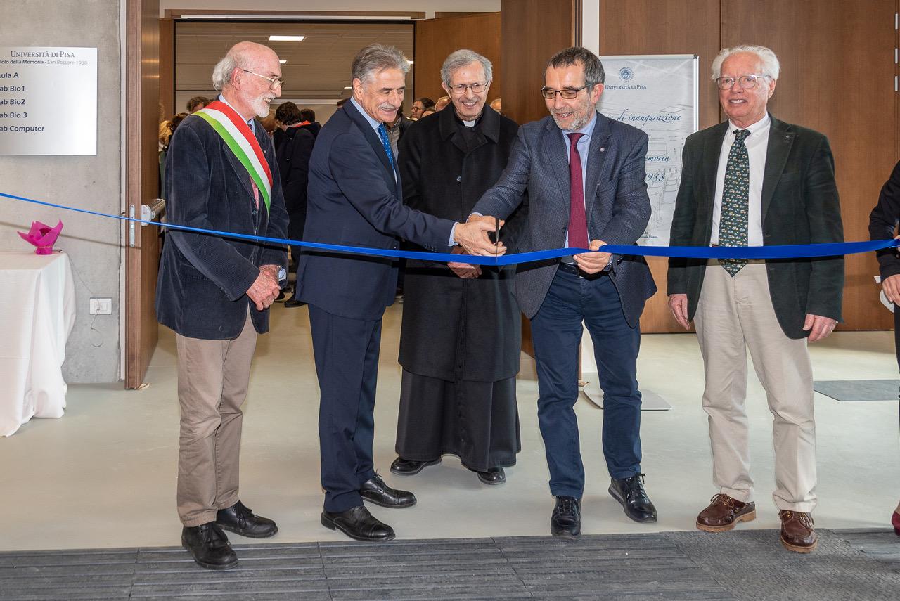 Grazie alla geotermia l'Università di Pisa risparmierà l'emissione di 89 tonnellate di CO2 all'anno - Greenreport: economia ecologica e sviluppo sostenibile