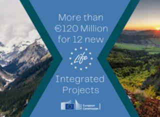 LIFE EU: 121 millions d'euros pour des projets en faveur de l'environnement, de la nature et de l'action climatique - Euro 2020